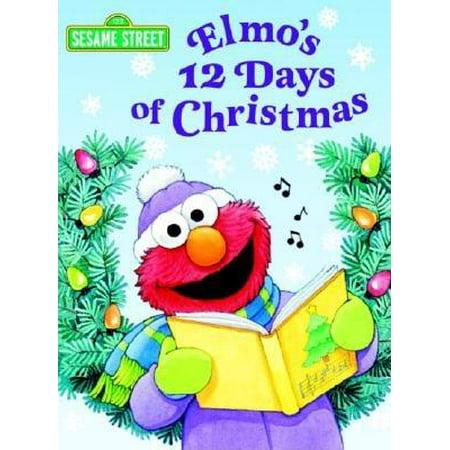 Elmos 12 Days of Christmas (Board Book) ()