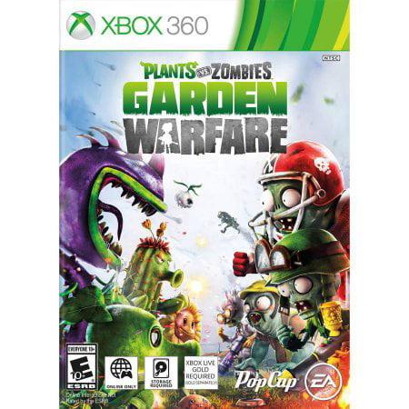 Plants vs Zombies Garden Warfare (Xbox 360) -