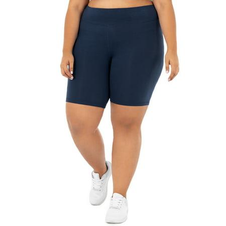 Women's Plus Size Active Bike Short ()