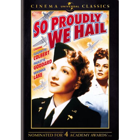 Universal So Proudly We Hail  Dvd   Eng Sdh French Dol Dig 2 0