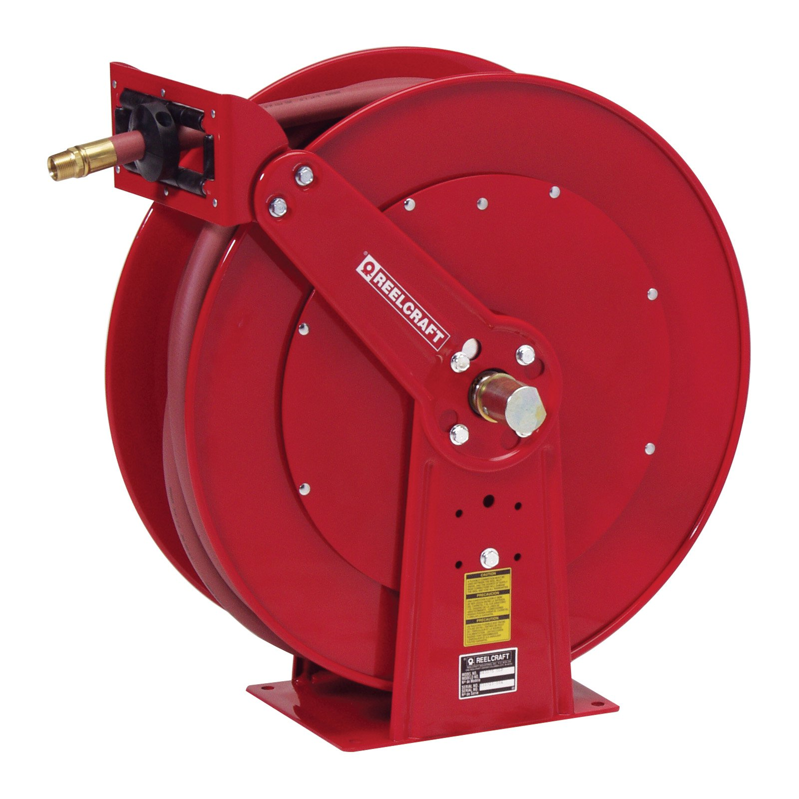 REELCRAFT D84050 OLP1 Hose Reel, 1 In., 50 ft. L, 250 psi, 150F by Reelcraft