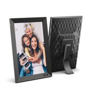 NIX Digital Photo Frame - Auto Rotate Pictures & Wall Mountable