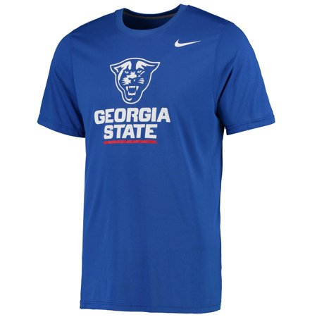 new products 376b1 a5984 Georgia State Panthers Nike Legend Logo Sideline Performance T-Shirt - Royal