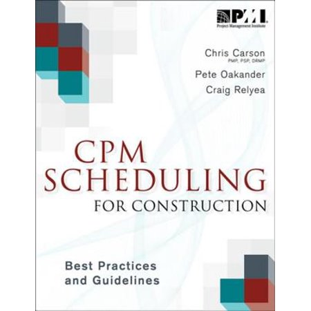 CPM Scheduling for Construction - eBook