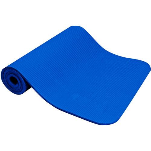 Gold's Gym Fitness Mat, Blue