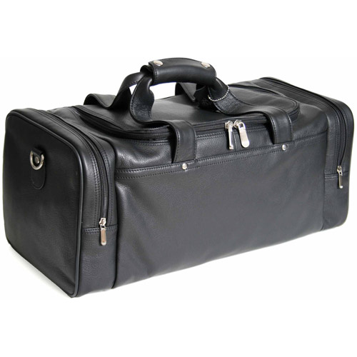Royce Leather Large Sports Duffel Travel Bag in Genuine Leather by Royce Leather