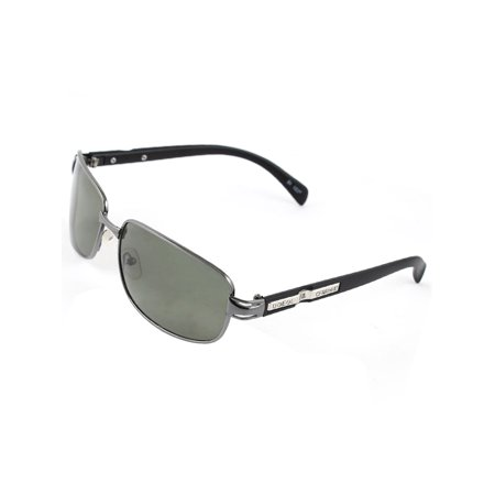 Rectangle Shaped Gray Lens Single Brige Polarized Glasses for (How To Make Polarized Glasses At Home)