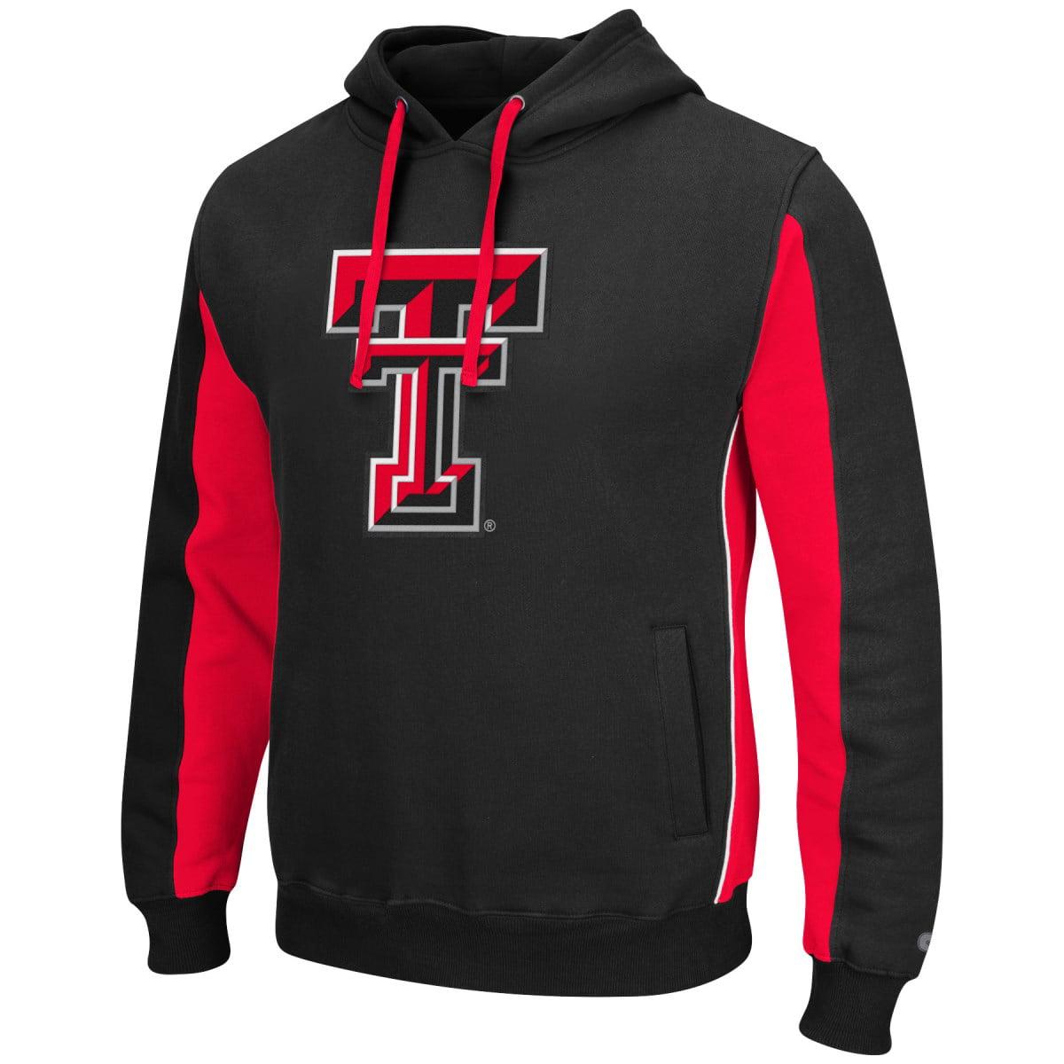 "Texas Tech Red Raiders NCAA ""Thriller 2"" Men's Pullover Hooded Sweatshirt"