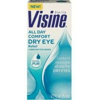 2 Pack - Tears Long Lasting Dry Eye Relief Lubricant Eye Drops 1/2 FL oz