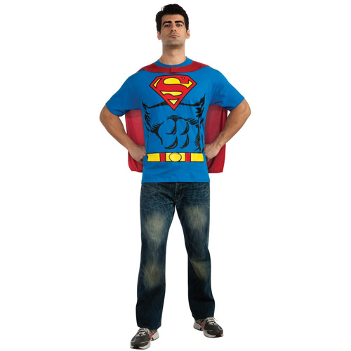Superman Adult Halloween Costume