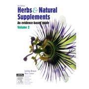 Herbs and Natural Supplements, Volume 2 - eBook