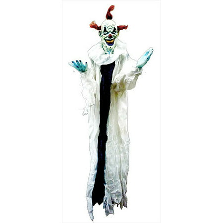 5' Hanging Halloween Clown - Homemade Halloween Clown Props
