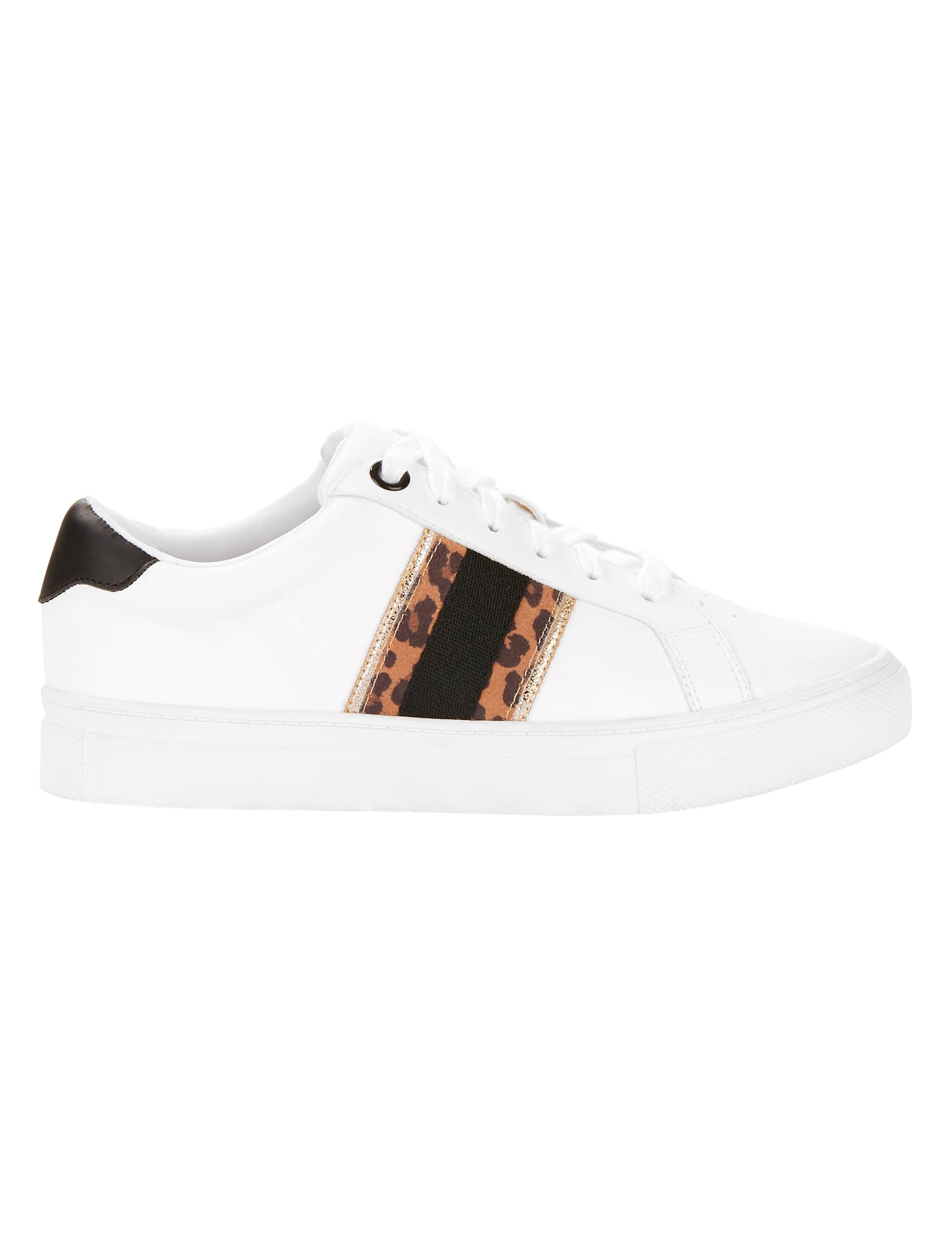 walmart leopard sneakers