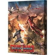 Pyramid America Captain America: Civil War Canvas Wall D cor