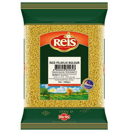 Reis Cracked Wheat for Rice