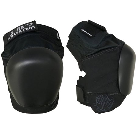 187 Killer Pro Knee Pads, Small, Black / -