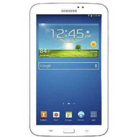 Samsung Galaxy Tab 3 (7-Inch, White) (Certified