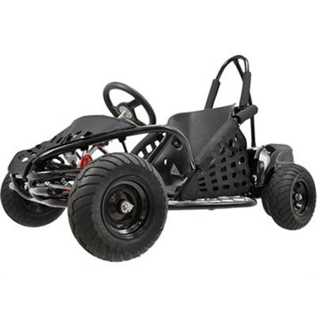 MotoTec 48v 1000w Off Road Kids Electric Powered Go Kart (Mototec 1600w Off Road Electric Skateboard Dual Motor)