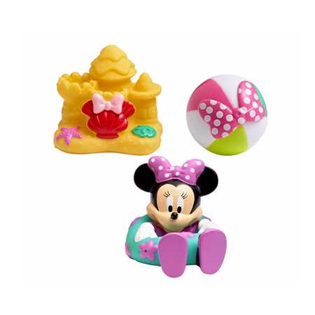 The First Years Disney Minnie Mouse Bath Squirt Toys, 3 Pack