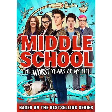 Middle School: The Worst Years of My Life (Vudu Digital Video on Demand) (Middle School Halloween Project)