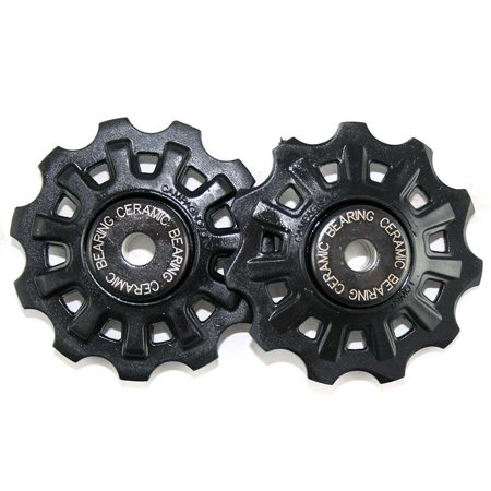 - Campagnolo 11-Speed Derailleur Pulleys, Set of 2