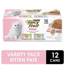 Cat Food: Fancy Feast Kitten
