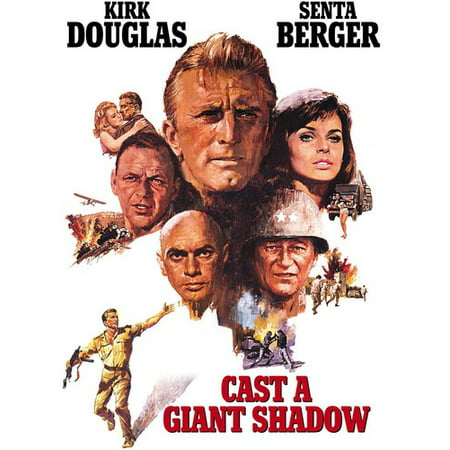 Cast A Giant Shadow (DVD) - Giant Dad