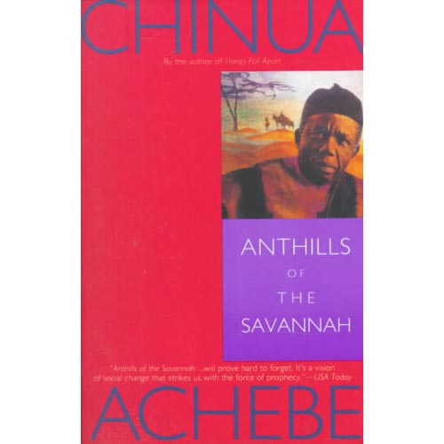 anthills of the savana Anthills of the savannah by chinua achebe - chapters 3-4 summary and analysis.