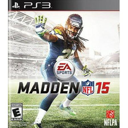 Madden NFL 15 - Playstation 3 (Refurbished)