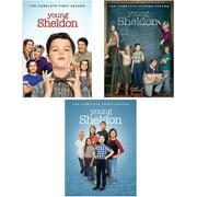 Série complète Young Sheldon