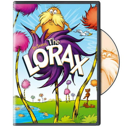 The Lorax (DVD) - Lorax Characters