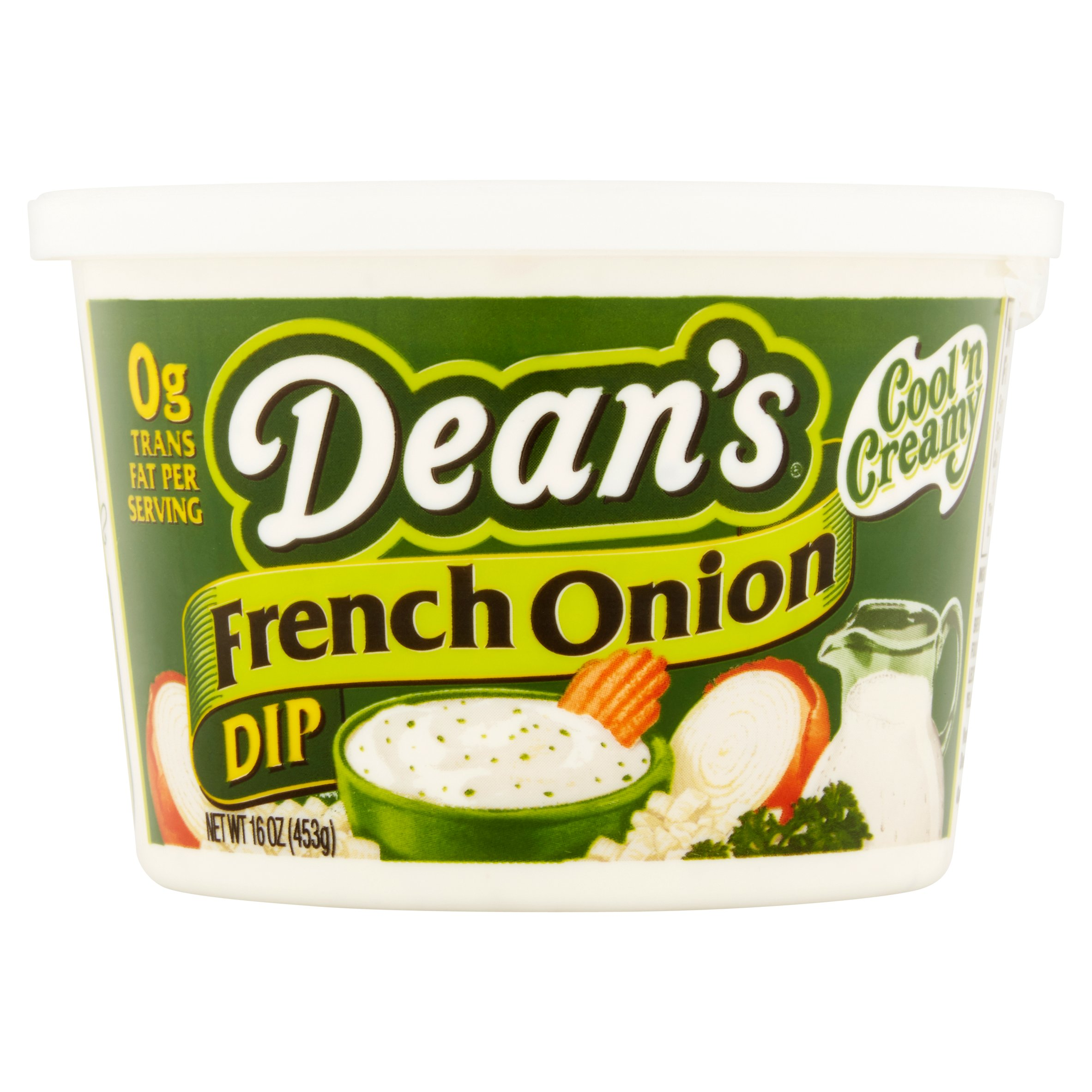 Dean's® French Onion Dip 16 oz. Tub