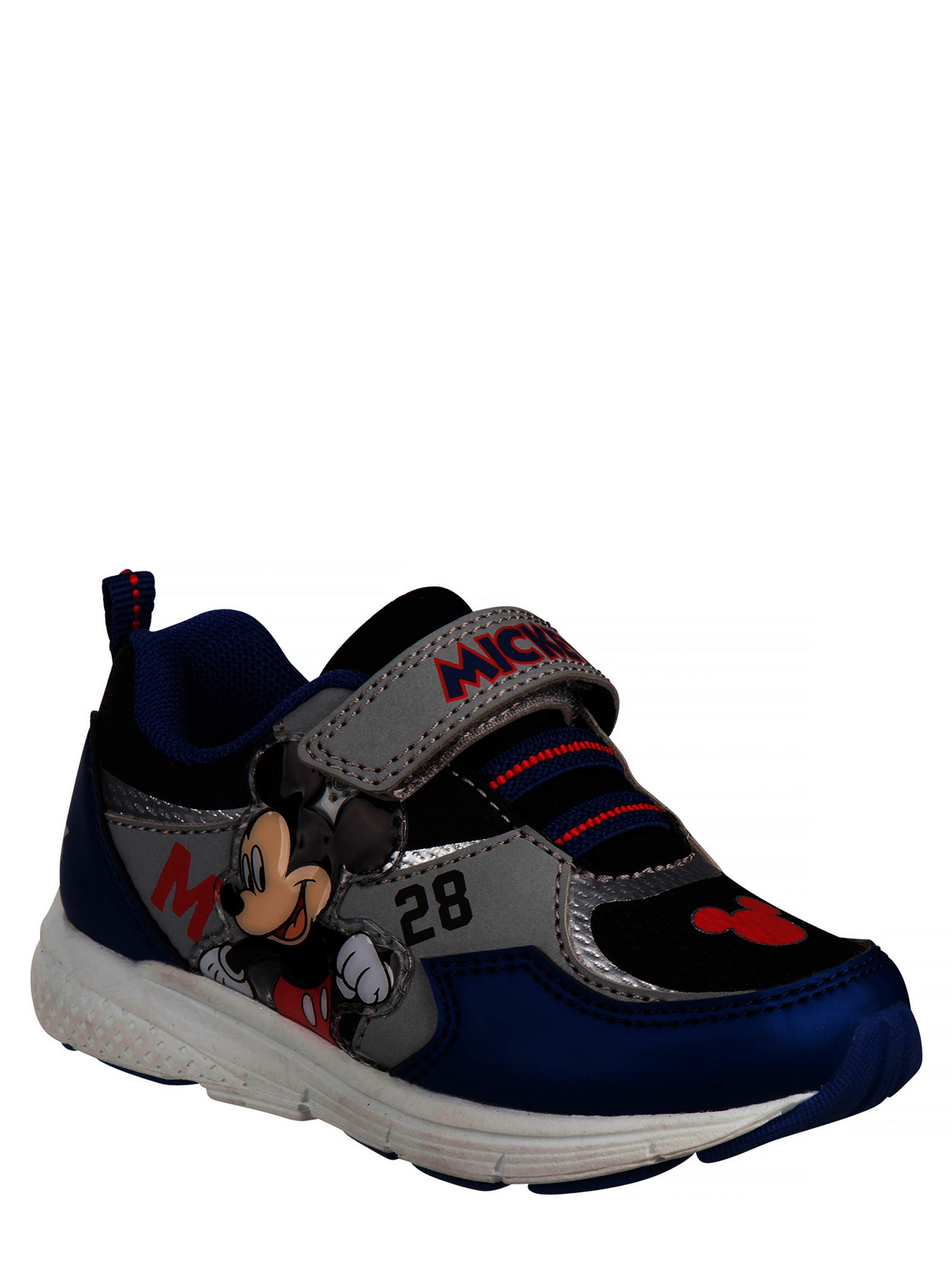 Mickey Mouse Boys Athletic Shoes