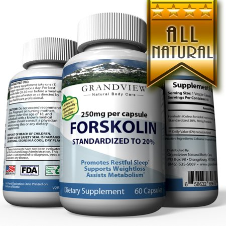 Forskolin - * Boost Metabolism * Supports Weight Loss * Promotes Healthy Heart and Circulation * Helps burn; Breakdown Fat Cells * Great for the