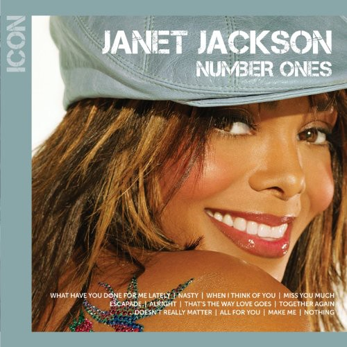 Janet Jackson - Icon Series: Janet Jackson Number Ones (CD)