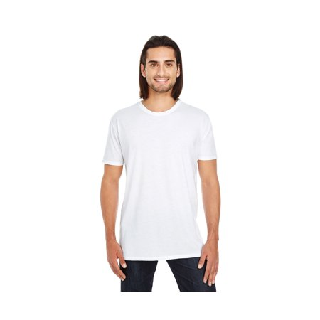 Threadfast Apparel Men's Pigment Dye Short-Sleeve T-Shirt, Style 130A Pigment Dye T-shirt