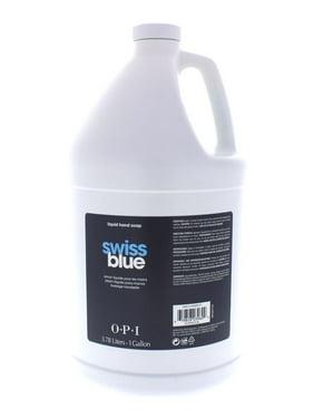 OPI Swiss Blue Liquid Hand Soap, 1 Gallon