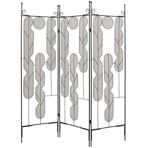 Screen Gems 73'' x 58' Art Screen 3 Panel Room Divider