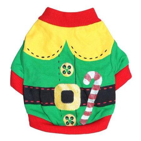 Dog Clothes Santa Doggy Costumes Clothing Pet Apparel New Design for $<!---->