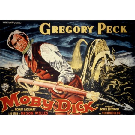 gregory peck dick Moby