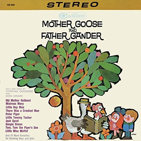Gooding  Cynthia   Drake  Don   Mother Goose   Father Gander  Cd