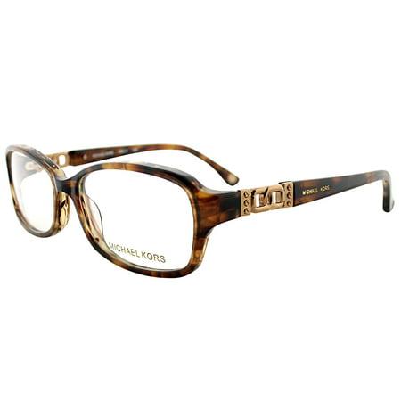 361aa0443174 Michael Kors MK217 226 54mm Women's Oval Eyeglasses - Walmart.com