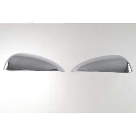 Fits 12-15 CHEVY SONIC, SPARK - Full Mirror  - Chrome MIRROR COVER](Halloween Mirror Illusion)