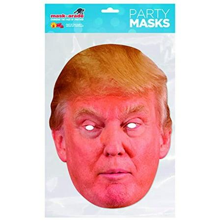 Donald Trump Celebrity Politician Card Face