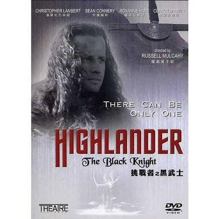 Highlander The Black Knight