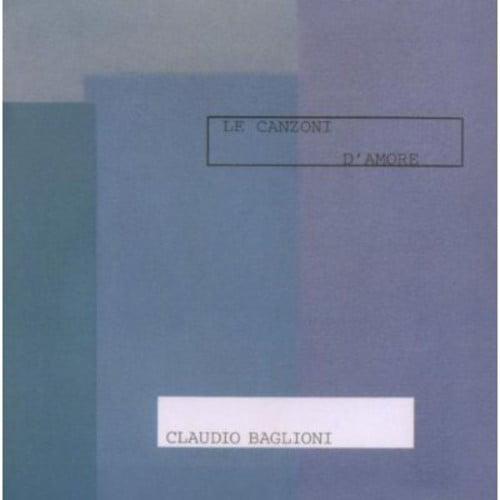Claudio Baglioni - Le Canzoni D'Amore [CD]