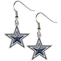 Dallas Cowboys Official NFL Dangle Earrings 090561