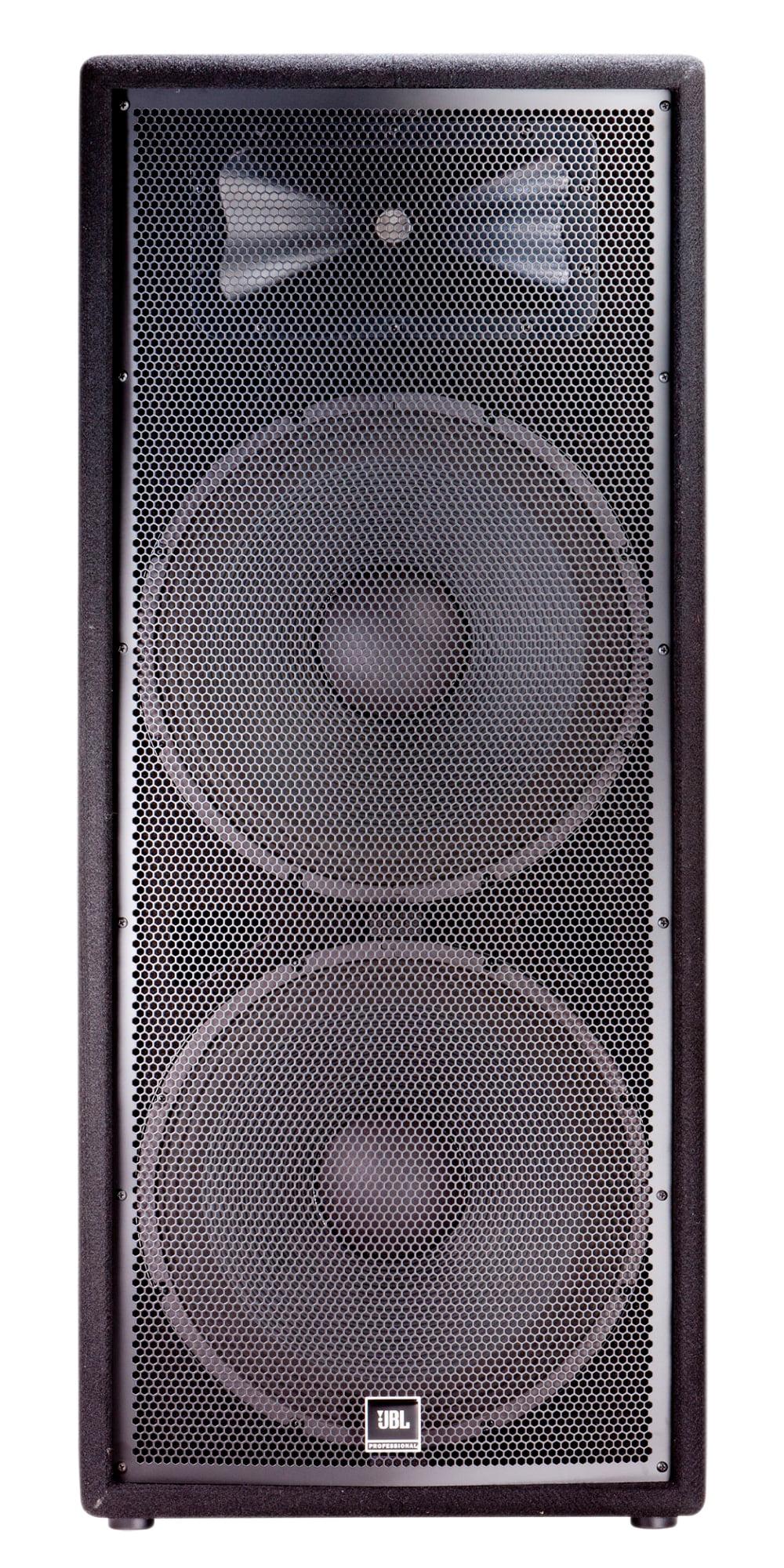 """JBL JRX225 Dual 15"""" Two-way Passive Loudspeaker with 2000W Peak Power by JBL"""