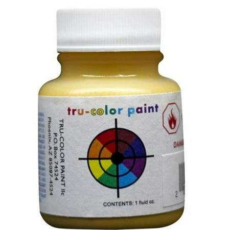 Tru-Color Paint TCP116 Wisconsin Central Acrylic Paint, Gold