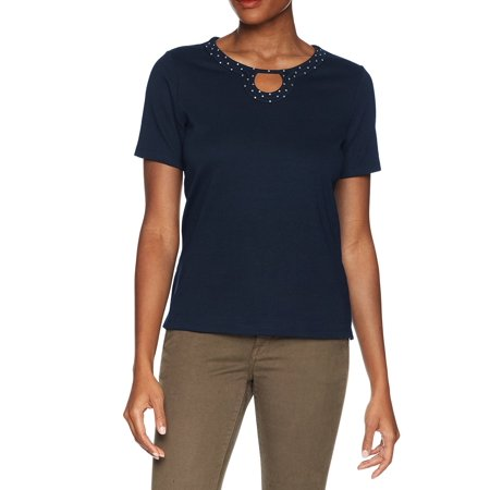 3ce45ad88ee6d Alfred Dunner Tops   Blouses - Alfred Dunner Women s Small ...
